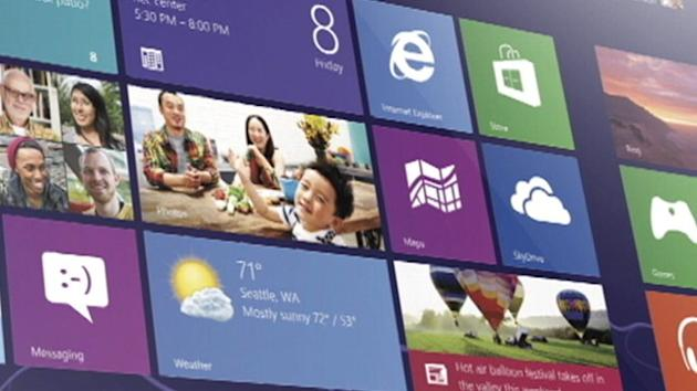 Microsoft's new operating system Windows 8 goes on sale this Friday.
