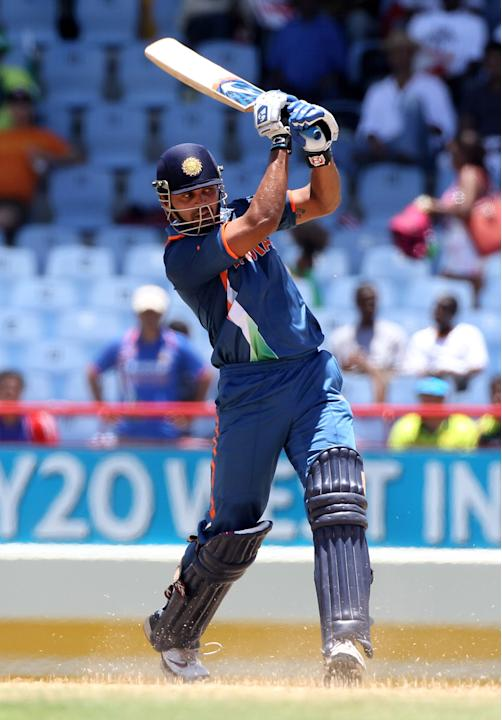 India v Afganistan - ICC T20 World Cup