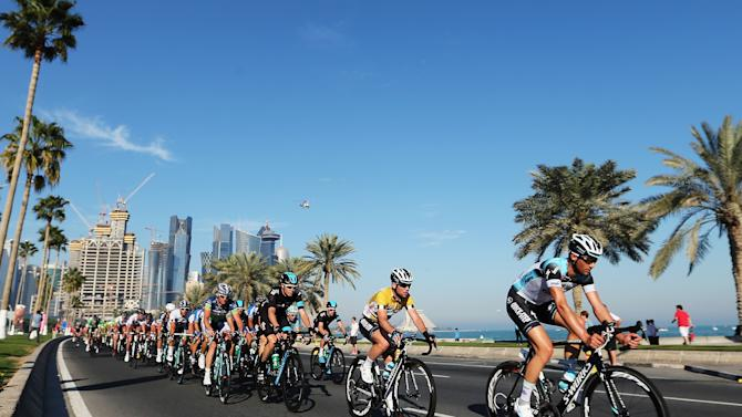 Tour of Qatar - Stage Six