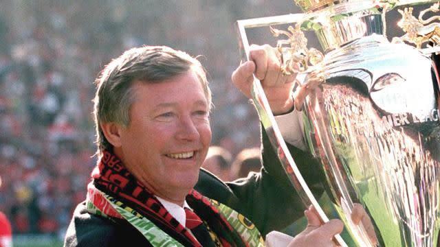 Premier League - Ferguson's 38 trophies: Sir Alex's career in numbers