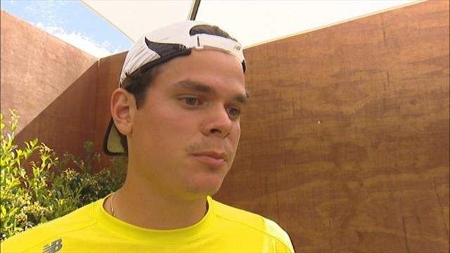 Australian Open - 'Diva' Raonic has appetite for Grand Slam success