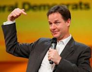 """Clegg: """"PCC elections not my policy"""""""