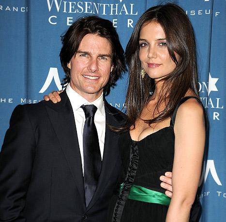 Tom Cruise, Katie Holmes Settle Divorce