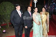 Rekha, Bachchans and others at Ahana Deol's wedding reception