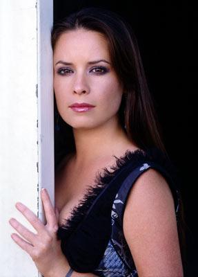 "Holly Marie Combs The WB's ""Charmed"" Charmed"