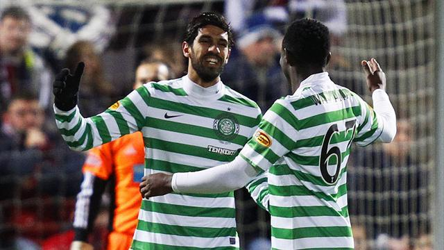 Scottish Football - Celtic come alive in romp at Hearts