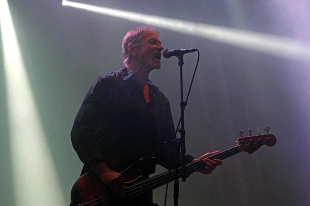 . Barcelona (Spain), 29/05/2015.- Lead singer and musician Steve Kilbey of Australian rock band The Church performs on stage during the second day of the Primavera Sound Festival at Parc Forum in Barc
