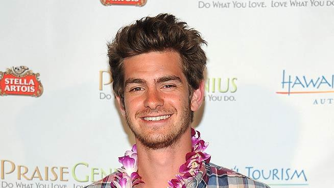 Andrew Garfield Maui Film Fes