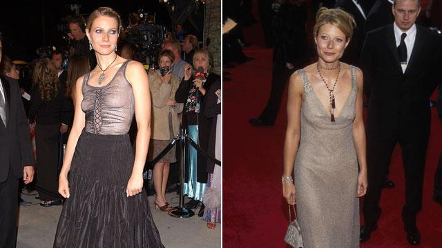Gwyneth's Oscars Regret: Should've Worn a Bra