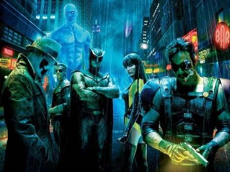 Joel Silver reveals early plans for Watchmen
