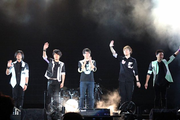 MAYDAY will rock the Padang at this year's Singapore Grand Prix (Photo: Yahoo Taiwan)