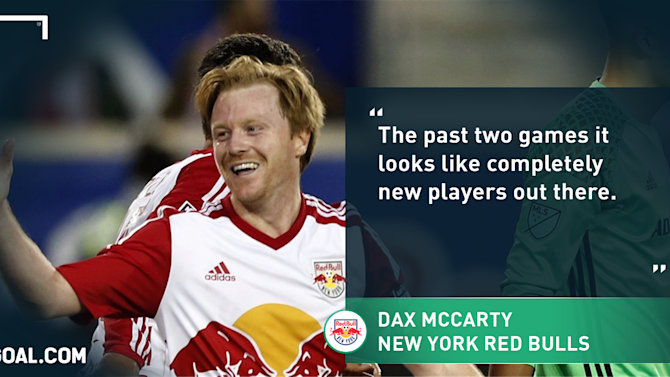 Big win has suddenly surging Red Bulls looking like Supporters' Shield winners again