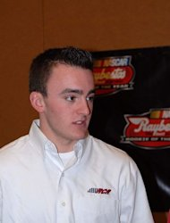 2011 Camping World Truck Series champion Austin Dillon will compete full-time in the Nationwide Series in 2012.