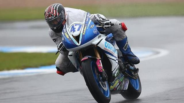 Superbikes - Brands BSB: Cooper takes incident-packed Supersport pole