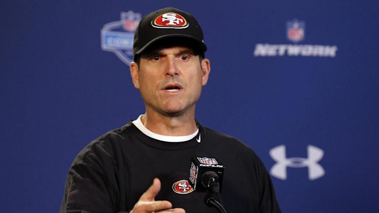 Browns coach dismisses Harbaugh report as 'noise'