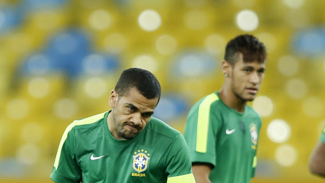 Brazil Soccer Confed Cup