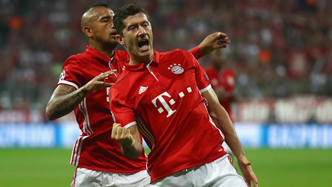 Agent: Lewandowski has not renewed with Bayern Munich