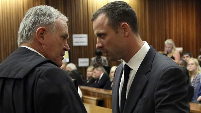 Pistorius case - Pistorius pleads not guilty to murder as trial starts