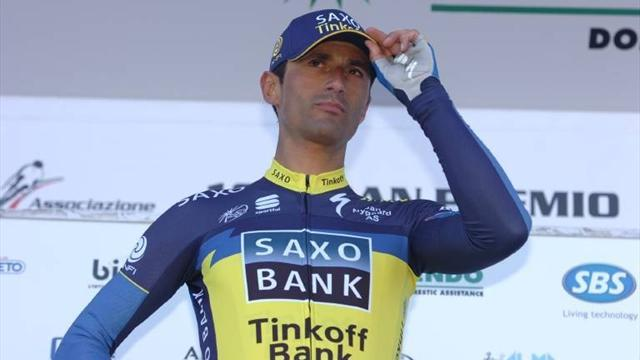 Cycling - Bennati out of Paris-Roubaix with flu