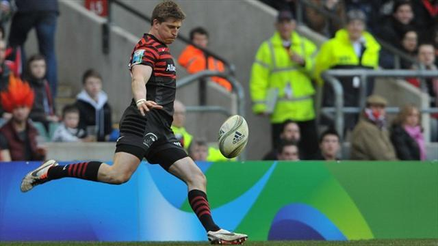 Rugby - Strettle impressed by Toulon