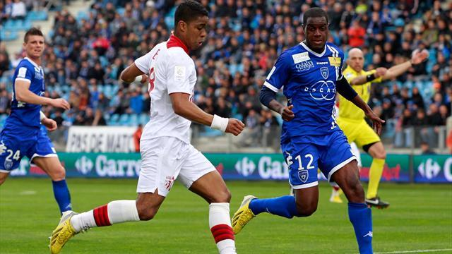 Ligue 1 - Lille beat Bastia to stay on track for Europe