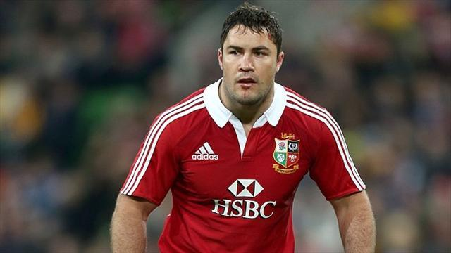 Rugby - Barritt ruled out of England games