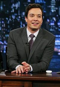 UPDATE: Jay Leno & Jimmy Fallon Play Nice In Tonight's Monologues: Video