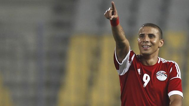 African Football - Former Egypt striker Zidan sentenced to six years in jail