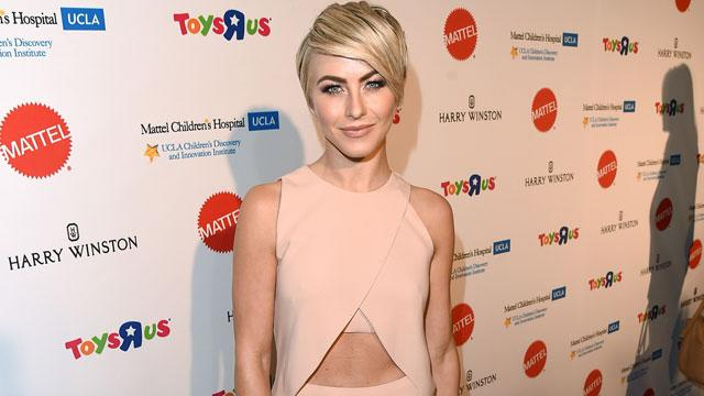 Julianne Hough on Relationship with Ryan Seacrest: Nothing Was Right
