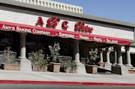 """This Monday, June 3, 2013 photo shows Amy's Baking Company in Scottsdale, Ariz. The restaurant that gained reality TV notoriety after an appearance on """"Kitchen Nightmares"""" will soon close its doors. On Thursday, July 9, 2015, co-owner Amy Bouzaglo says she and husband Samy Bouzaglo are in final negotiations to sell the property. But they are keeping the Amy's Baking Company name. (AP Photo/Ross D. Franklin)"""