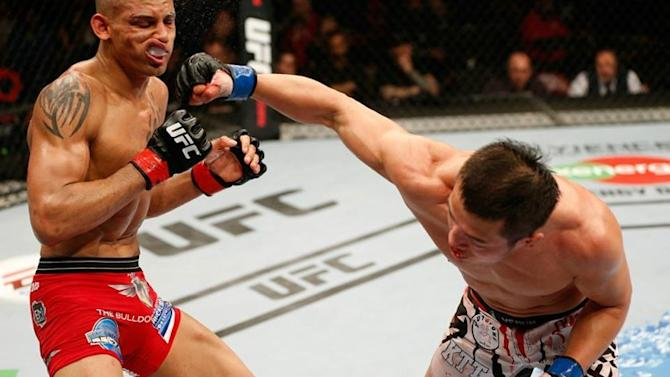 UFC 174 Fighter Bonuses: Tae Hyun Bang is a Knockout in Vancouver, Scores $100,000