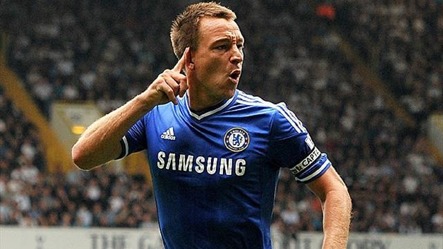 Premier League - Paper Round: Terry resigned to leaving Chelsea