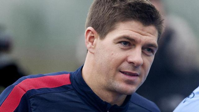 Football - Gerrard feels exciting 'fear' of winning league