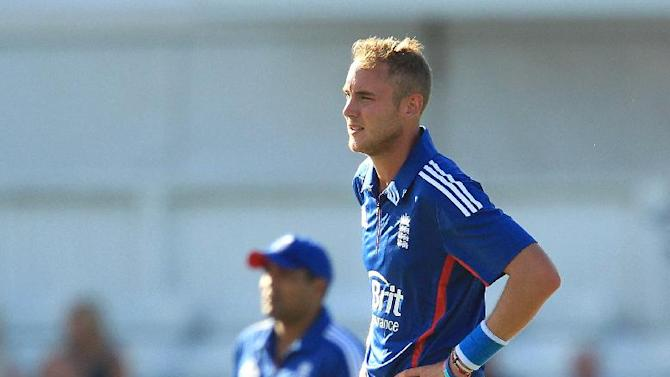 Stuart Broad says England must stop losing early wickets