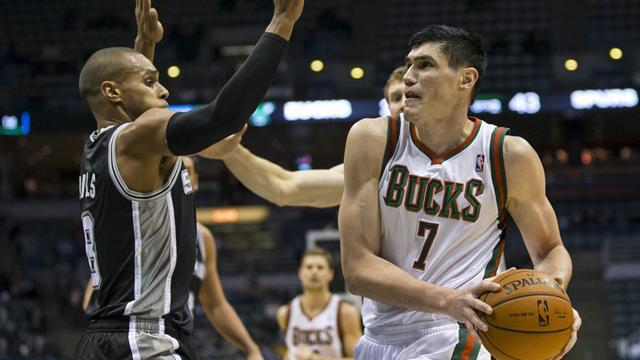 Basketball - Ilyasova ruled out of remainder of season