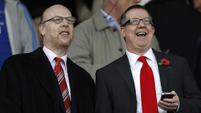 Premier League - Glazer family to sell eight million shares in Manchester United