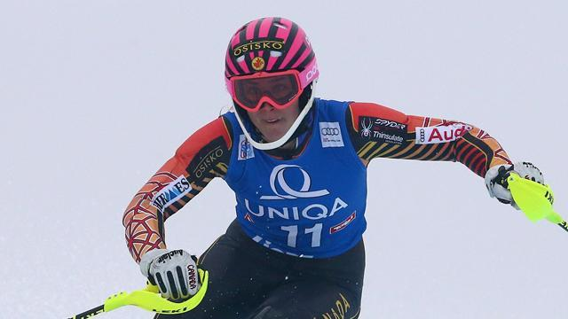 Alpine Skiing - Gagnon seals first-ever World Cup victory