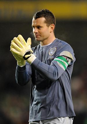 Ireland goalkeepers Shay Given and Keiren Westwood were in fine form against Hungary
