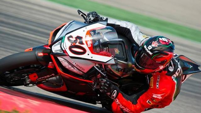 Superbikes - WSBK: Guintoli takes race one spoils ahead of Sykes