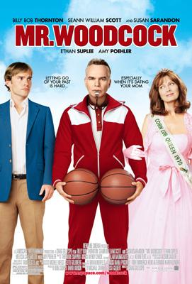 Seann William Scott , Billy Bob Thornton and Susan Sarandon star in New Line Cinema's Mr. Woodcock