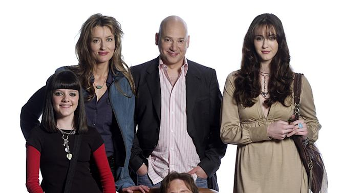 The cast of Californication.