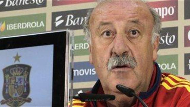 Liga - Del Bosque stands by Casillas comments