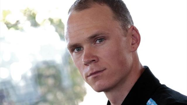 Cycling - Injured Froome pulls out of Tour of Lombardy