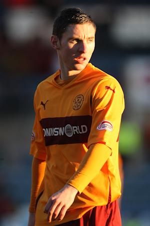 Bob McHugh levelled for Motherwell late on