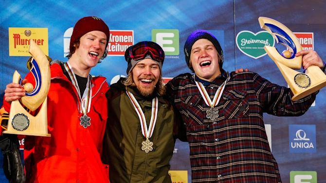 FIS Freestyle Ski & Snowboard World Championships - Men's Big Air