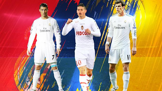 European Super Cup - Real Madrid v Sevilla: LIVE