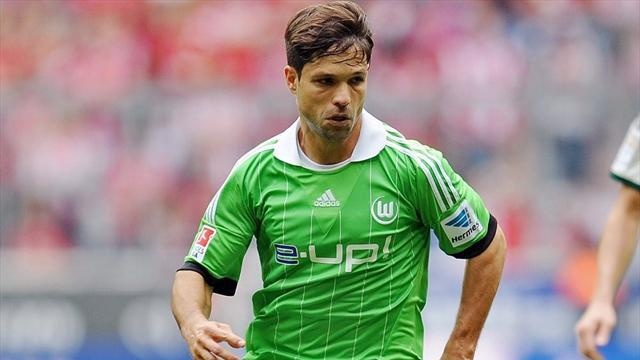 Bundesliga - Diego set for Atletico talks