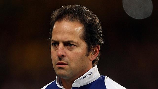 Rugby - Referee Kaplan to stand down