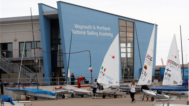 Olympic Games - Weymouth and Portland - The Games Venue Guide