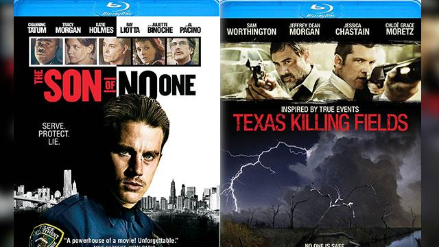 A Chance to Win Two Killer Thrillers on Blu-ray